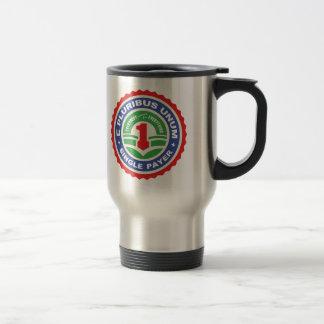 E Pluribus Unum Payer Coffee Mugs