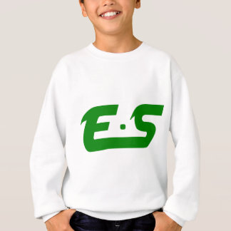 E.S Forest Green Logo Sweatshirt