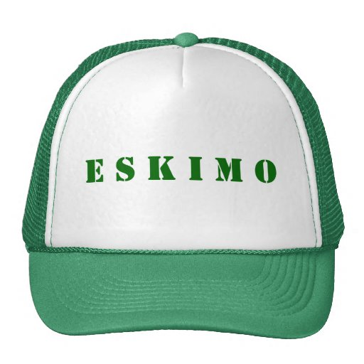 E S K I M O TRUCKER HATS