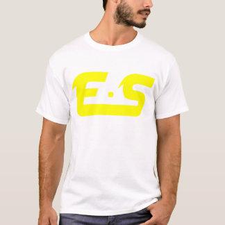E.S Sunshine Yellow Logo Product T-Shirt