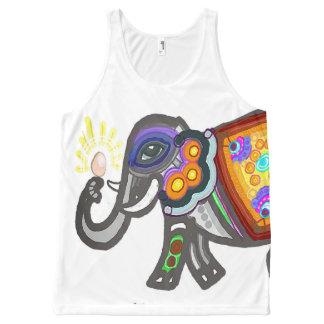 E-shirt All-Over Print Tank Top