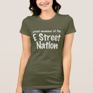 E Street Nation T-Shirt