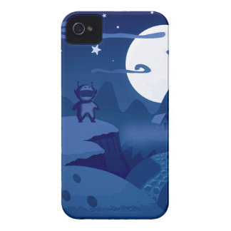 E.T. at Night iPhone 4 Cases