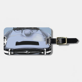e-type luggage tag