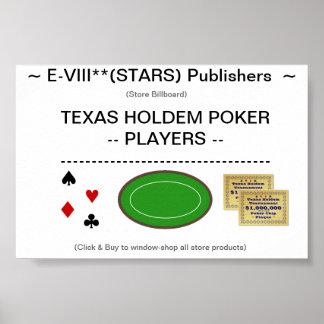 E-VIII*(STAR) Publishers -- Store Billboard -- Print