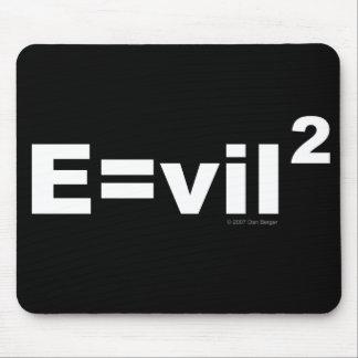E=vil2 Mouse Pad