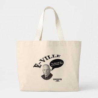 E-Ville - Emeryville California Canvas Bag