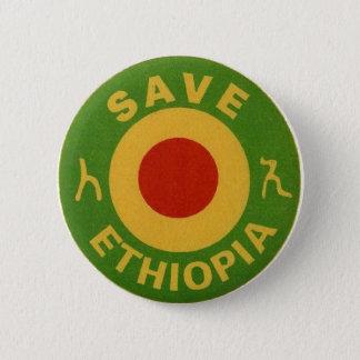 E.W.F. INC. - SAVE ETHIOPIA - BUTTONS