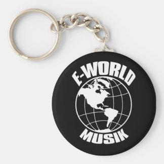 E-World Musik Keychain
