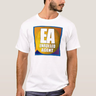 EA LOGO ENROLLED AGENT T-Shirt