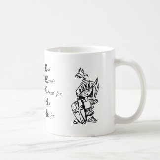 each moment coffee mug