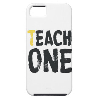 Each one Teach one Tough iPhone 5 Case