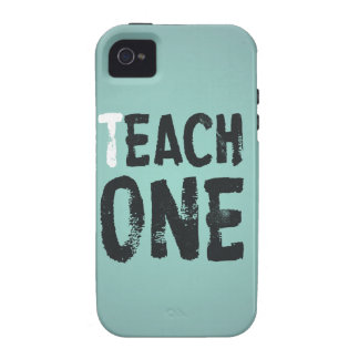 Each one teach one vibe iPhone 4 cover