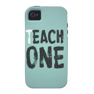 Each one teach one vibe iPhone 4 cover