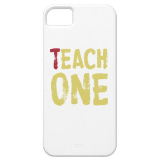 Each one teach one case for the iPhone 5