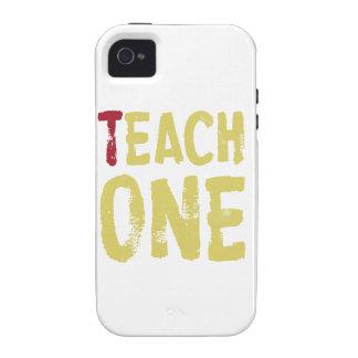 Each one teach one iPhone 4 case