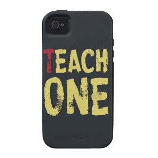 Each one teach one iPhone 4/4S case