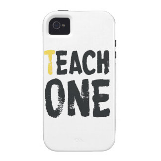 Each one Teach one Case For The iPhone 4