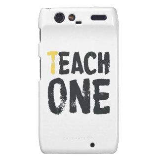 Each one Teach one Droid RAZR Covers