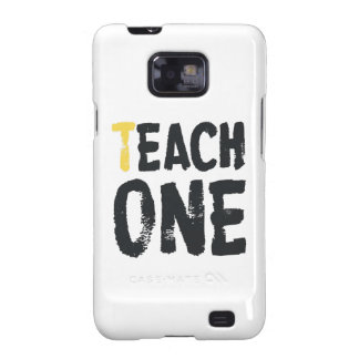 Each one Teach one Galaxy S2 Cover