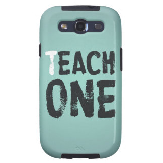 Each one teach one galaxy s3 cover