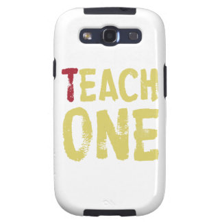 Each one teach one galaxy SIII covers