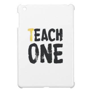 Each one Teach one iPad Mini Cases