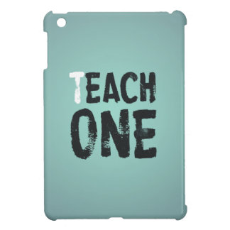 Each one teach one iPad mini covers