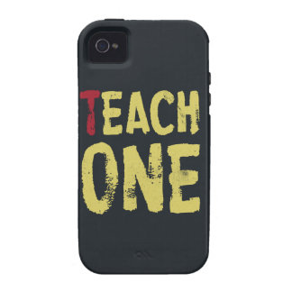 Each one teach one iPhone 4/4S case