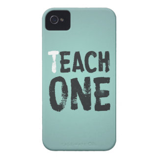 Each one teach one iPhone 4 cover