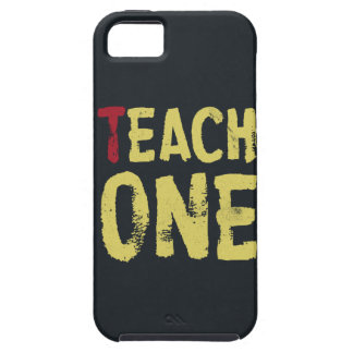 Each one teach one iPhone 5 case