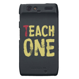 Each one teach one motorola droid RAZR covers