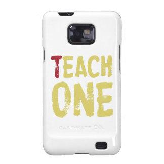 Each one teach one samsung galaxy s2 cover