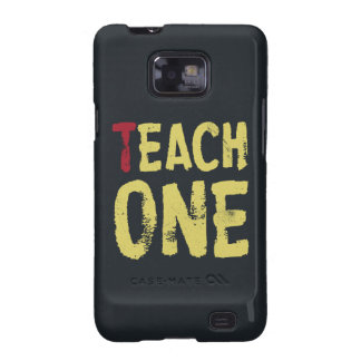 Each one teach one samsung galaxy SII cases