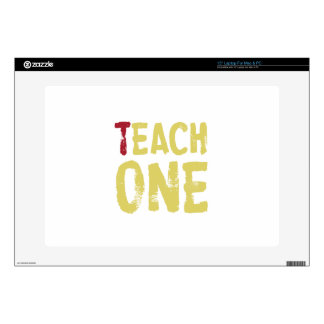 Each one teach one skins for laptops