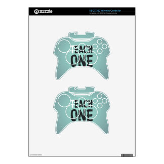 Each one teach one xbox 360 controller skin