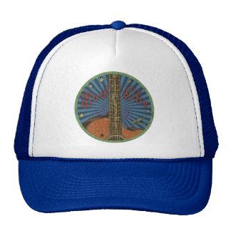 Eadgbe Grungy Mesh Hat