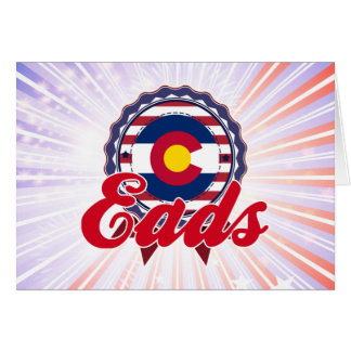 Eads, CO Greeting Card