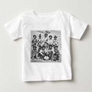 Eadweard J. Muybridge image of Modoc Indians Baby T-Shirt