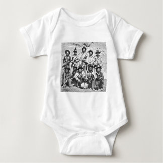 Eadweard J. Muybridge image of Modoc Indians Tees