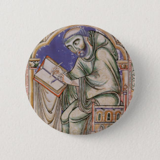 Eadwine the Monk 6 Cm Round Badge
