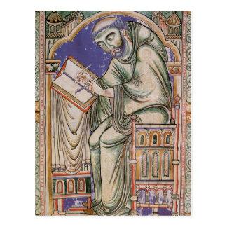 Eadwine the Monk Postcard