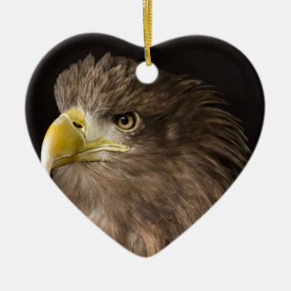 Eagl Ceramic Heart Decoration