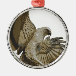 eagle #2 christmas ornament