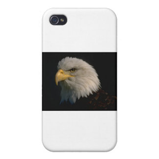 Eagle- American Bald -Patriotism iPhone 4/4S Covers