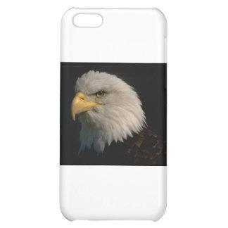 Eagle- American Bald -Patriotism Case For iPhone 5C