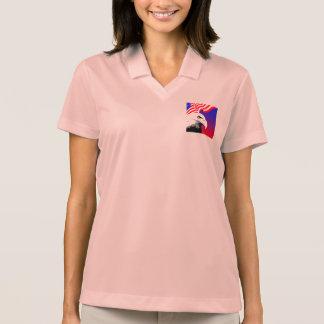 Eagle and Flag Polo Shirts