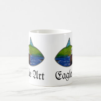 Eagle Art Mugs