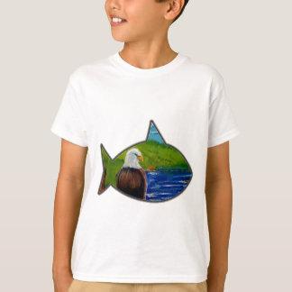 Eagle Art T-Shirt
