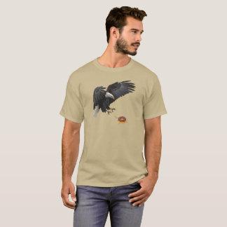 Eagle attacks doughnut T-Shirt